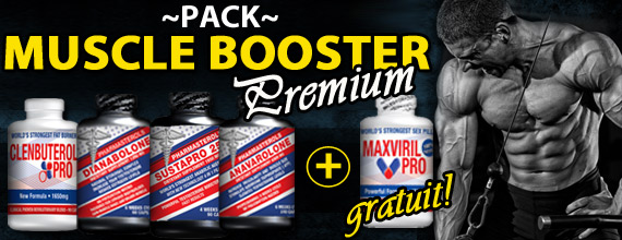 pack muscle booster premium